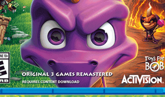 Spyro Reignited Trilogy Download On Disc 1
