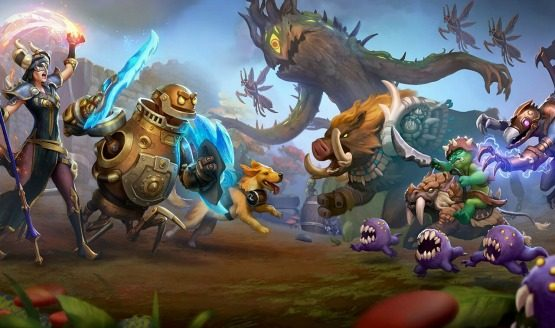 Torchlight Series Returns After Six Years With 'Torchlight Frontiers'