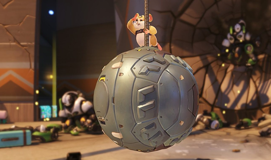 wrecking Ball Overwatch Meta competitive