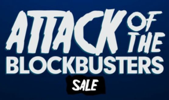 attack of the blockbusters sale