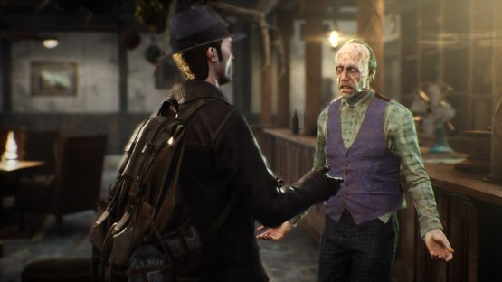 The Sinking City Gamescom Gameplay footage
