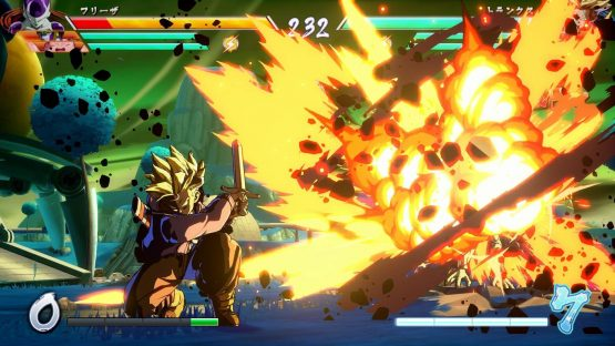 New Dragon Ball FighterZ Patch