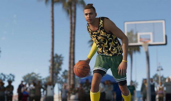 Start Rising Up in the NBA Live 19 Demo