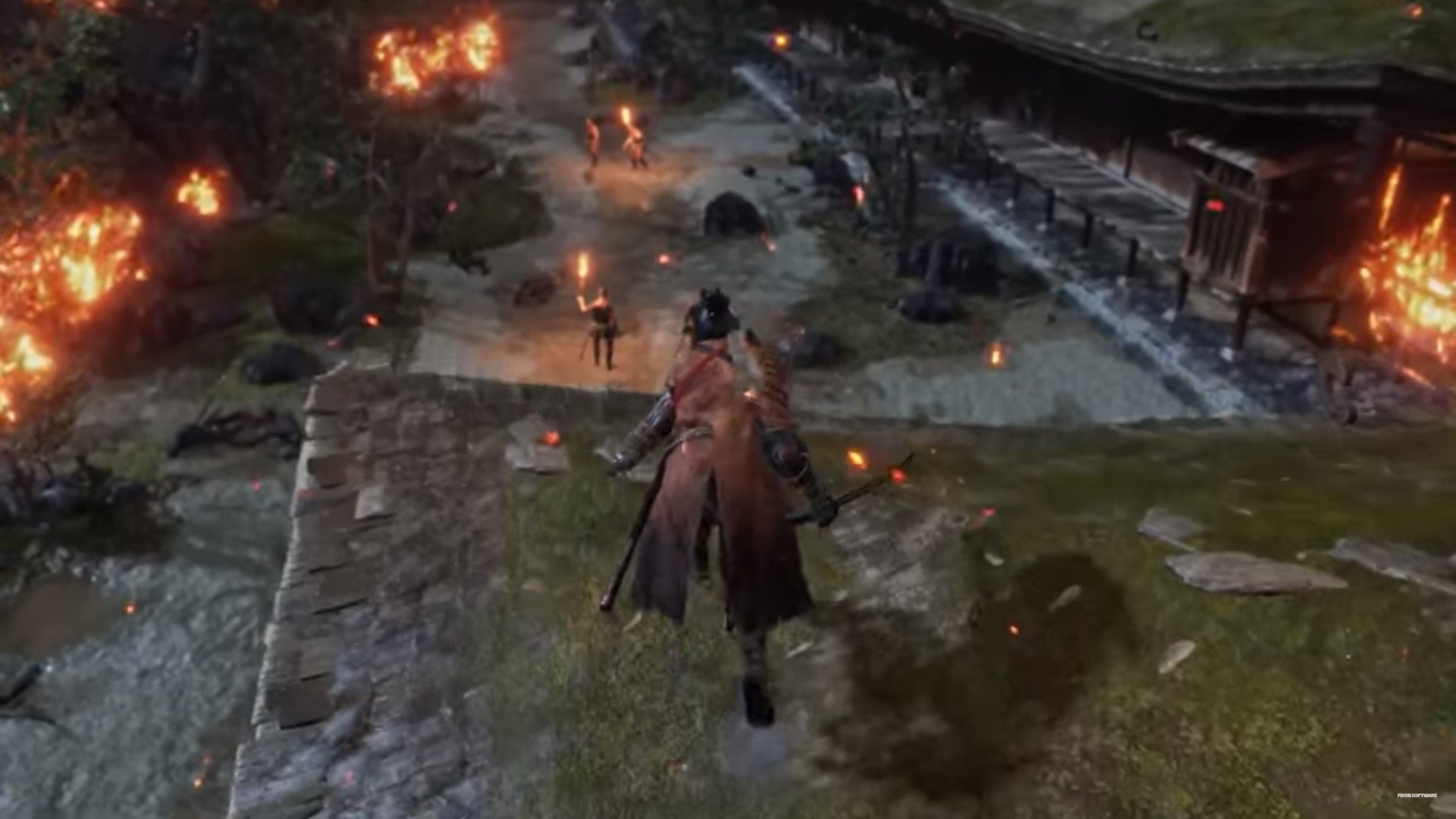 Sekiro Shadows Die Twice PS4 Details Suggest Stealth Is an ...