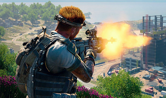 Call of duty black Ops 4 blackout beta battle royale
