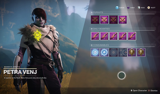 Destiny 2 Ammo Synths are a Thing in Forsaken Sort of