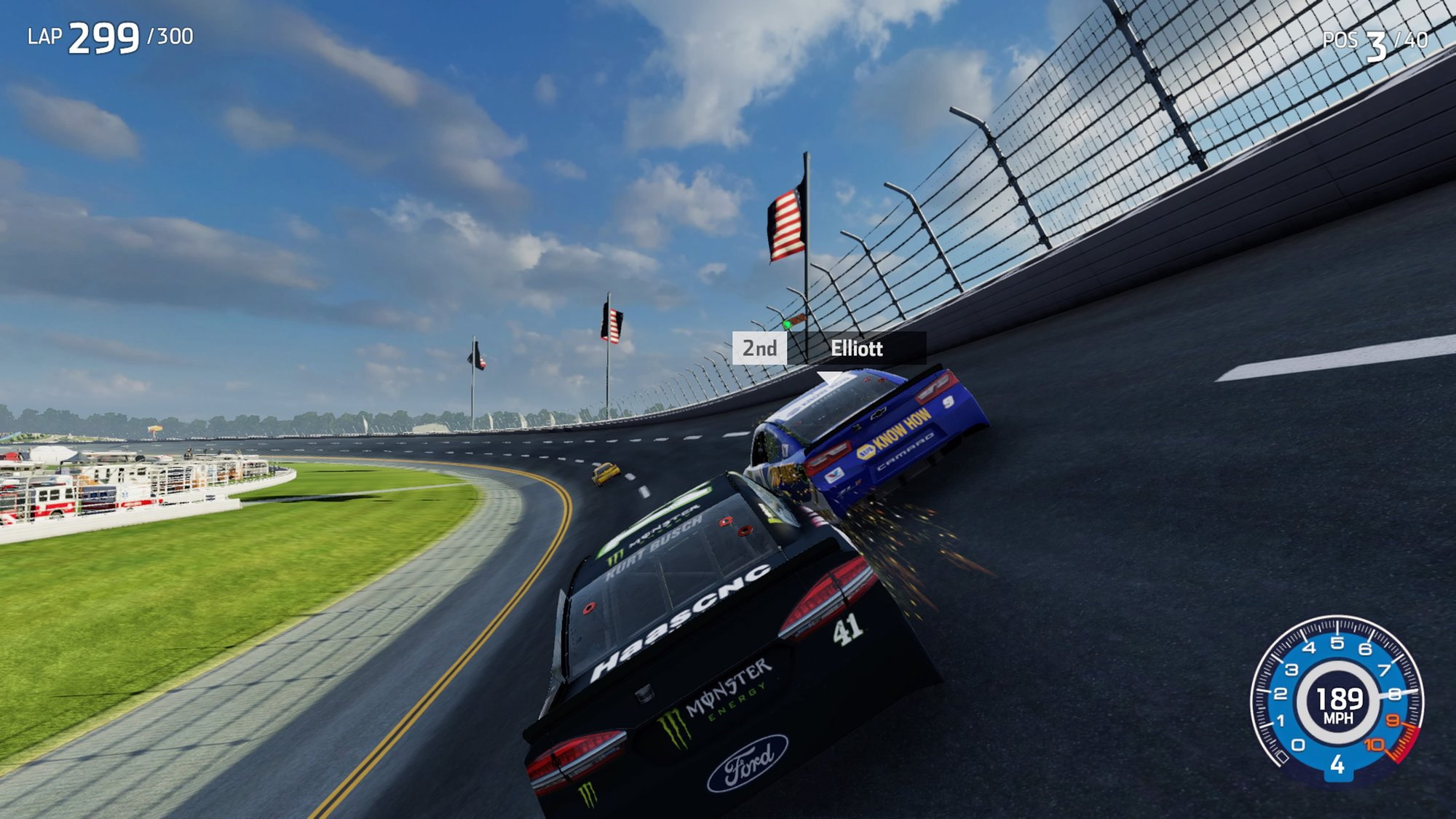 03320506b8 NASCAR Heat 3 Review – Undercooked (PS4)
