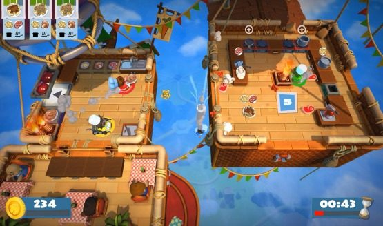 Overcooked 2 New Game Plus Release Date