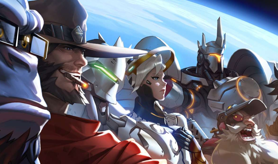 Overwatch Lore guide characters