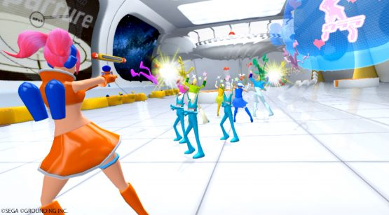 Space Channel 5 PlayStation VR