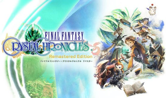 Final Fantasy Crystal Chronicles Remaster Announced for PS4s in 2019