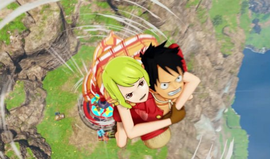One Piece World Seeker Trailer and Opening Animation Released