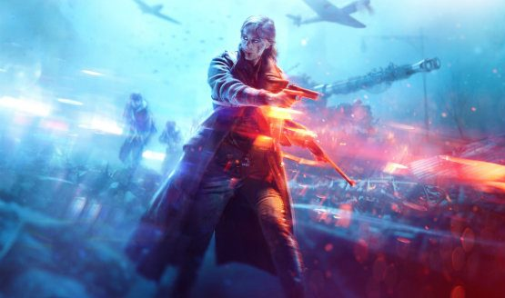 Battlefield V's battle royale mode 'Firestorm' announced