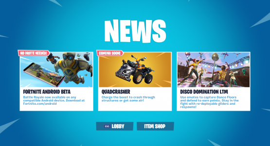 The Fortnite Quad Crusher Is Coming To Destroying Everything