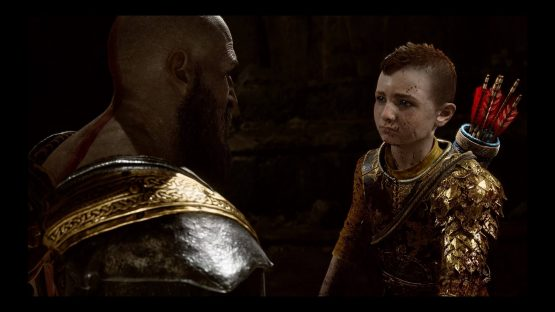 God of War Camera