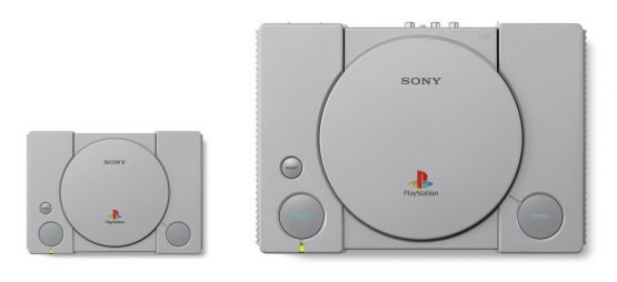 PlayStation Classic games