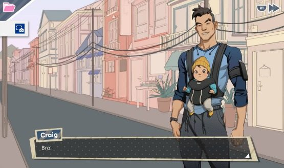 Dream Daddy PS4
