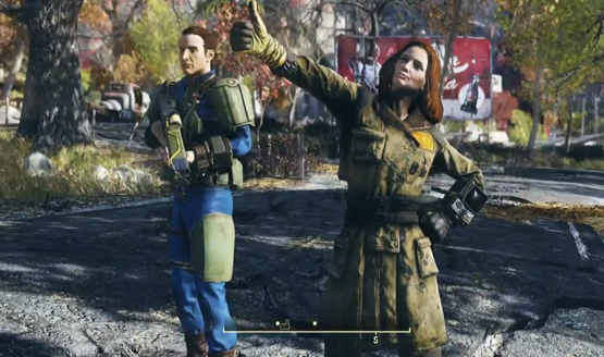 Fallout 76 Microstransactions