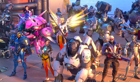 Overwatch lore guide characters 1