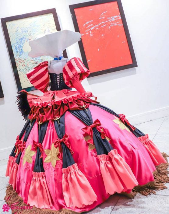 Persona 5 Milady Cosplay 1