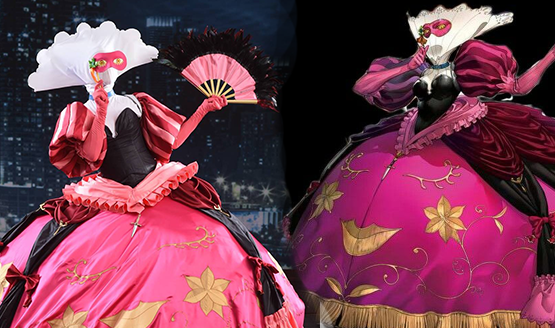 Persona 5 Milady Cosplay 5