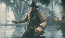 Red Dead Redemption 2 Early