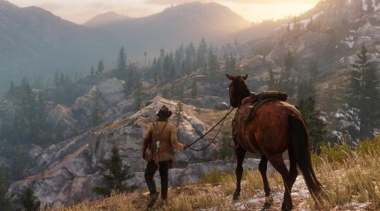 Red Dead Redemption 2 Landscapes