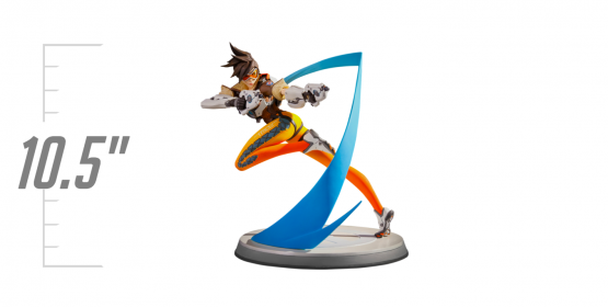 Overwatch Statues
