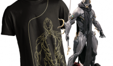 Digital Streams Releases New Umbra Warframe Statue