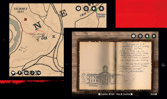 Free Red Dead Redemption 2 Companion App Will Help You Chart Arthur's Journey