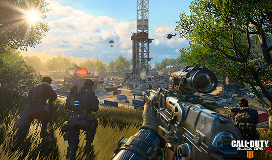 Call of Duty Black Ops 4 ps4 Review