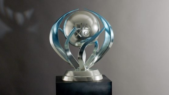 sony real life playstation platinum trophy