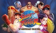 street fighter 30th anniv collection