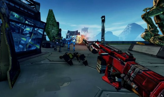 Borderlands 2 VR Controls Confirmed for Both DualShock and Move
