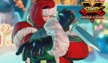 Street Fighter V Holiday Costumes