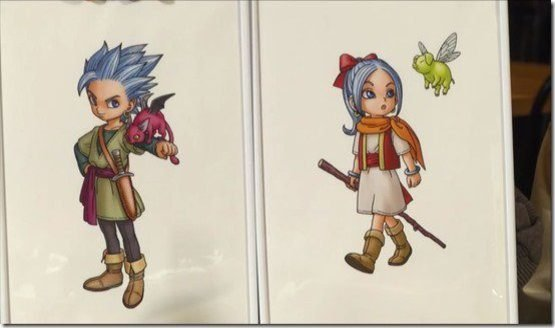 dragon quest monsters game