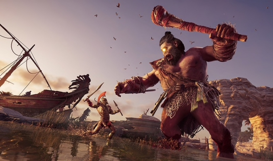 Assassin's Creed Odyssey November Updates Include Level Cap Increase to 70