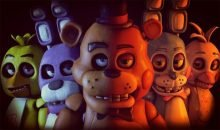 five nights at freddys conosle