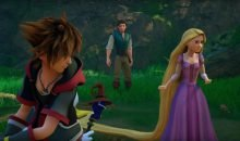 kingdom hearts 3 tangled trailer