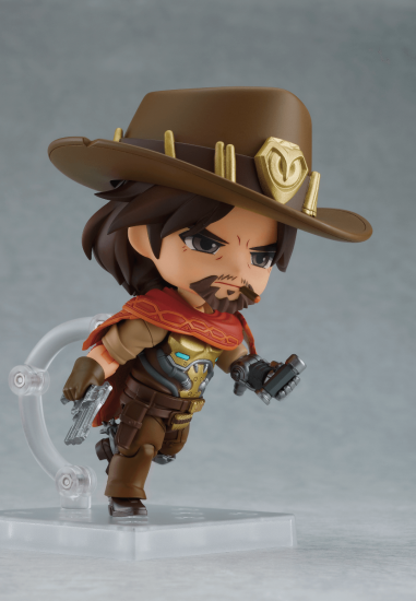 Overwatch Nendoroid McCree