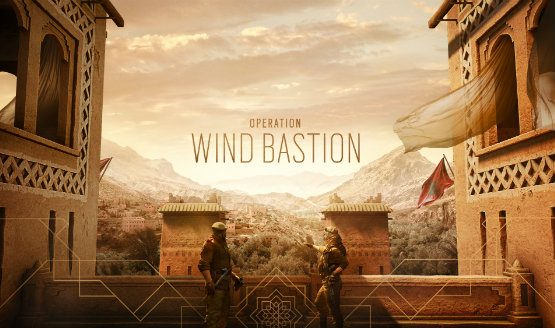 Rainbow Six Siege Season 4 is Called Operation Wind Bastion