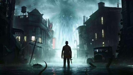 The Sinking City Lovecraft