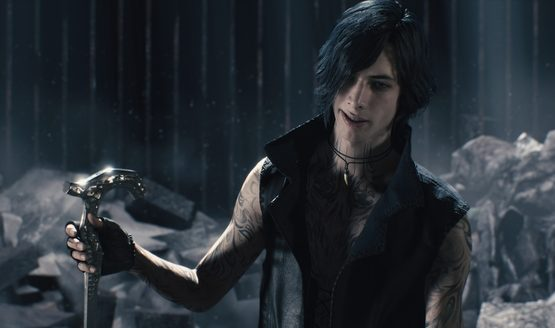 Devil May Cry 5's V Gets an All-New Theme Song