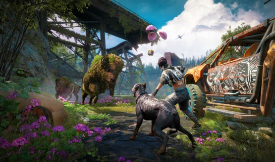 Far Cry New Dawn Stands On Its Own