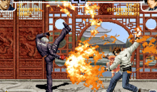 King of Fighters 2002 Featured