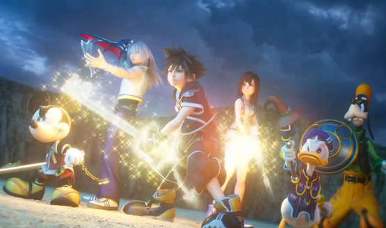 Kingdom Hearts 3 most anticipated game of 2019
