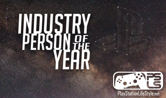 PSLS Game of the Year Awards 2018 Industry Person of the Year