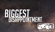 PSLS Game of the Year awards 2018 Biggest disappointment
