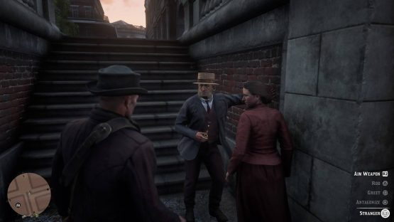 red dead greeting