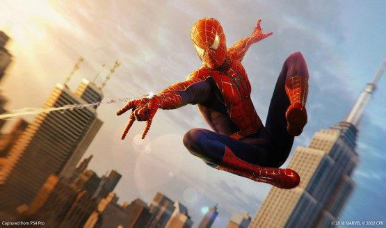 The Highly-Requested Sam Raimi Suit Is Now in Marvel's Spider-Man